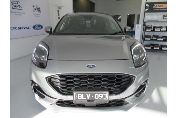 2020 MY20.75 Ford Puma JK ST-Line Suv Image 2
