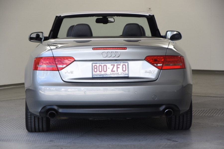 2010 MY11 Audi A5 8T MY11 Cabriolet