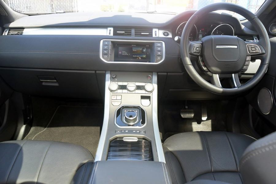 2017 MY18 Land Rover Range Rover Evoque L538 MY18 TD4 150 Suv