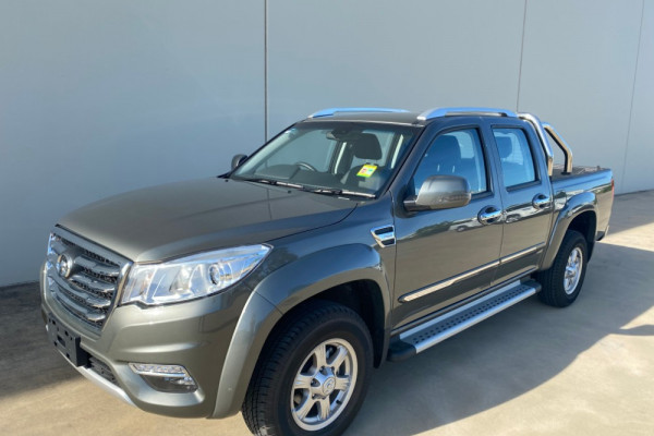 2018 Great Wall Steed NBP Double Cab Petrol Utility Image 2