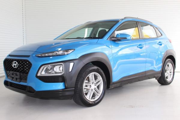2018 Hyundai Kona OS MY18 ACTIVE Suv Image 4