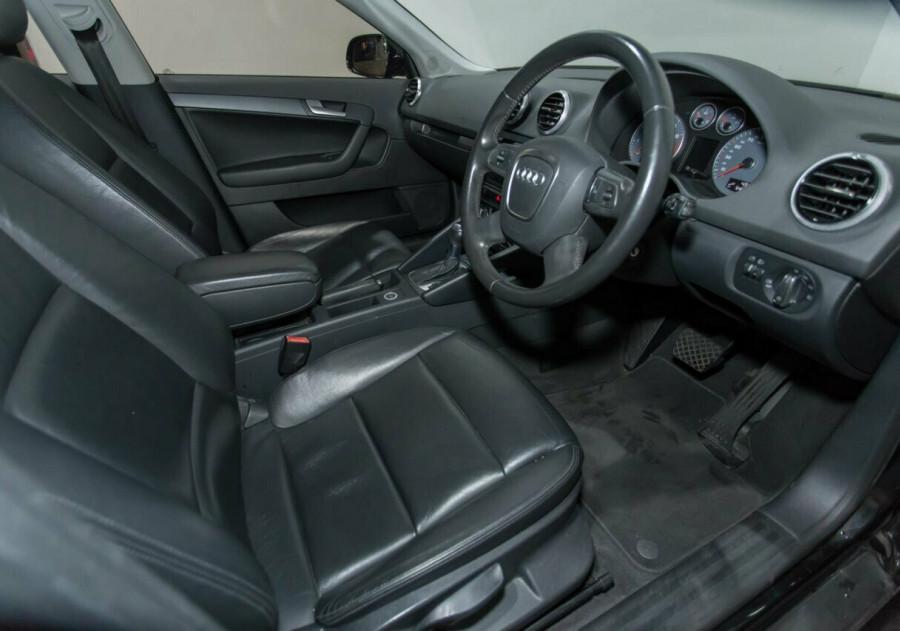 Print 2010 Audi A3 Tfsi Sportback S Tronic Attraction Prestige