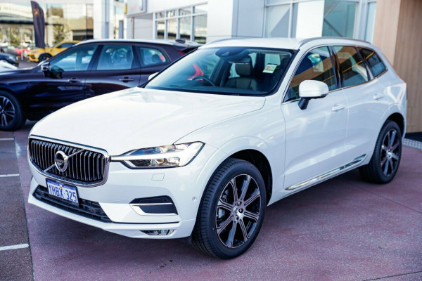 2020 Volvo XC60 UZ T5 Inscription Suv Image 3