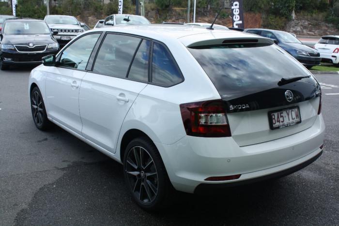 2018 Skoda Rapid NH Style Hatchback
