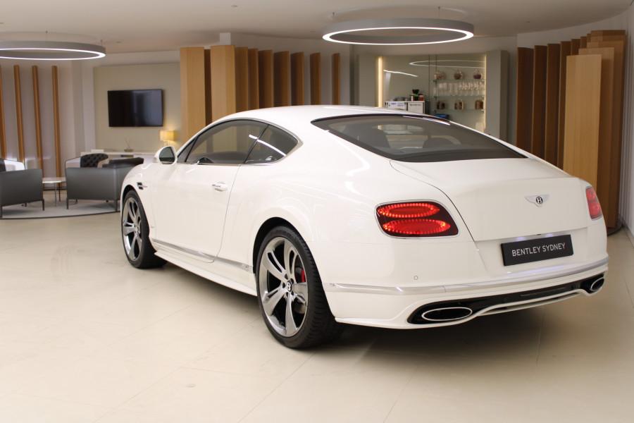2015 Bentley Continental Speed