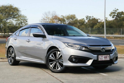2016 Honda Civic 10th Gen MY16 VTi-LX Sedan