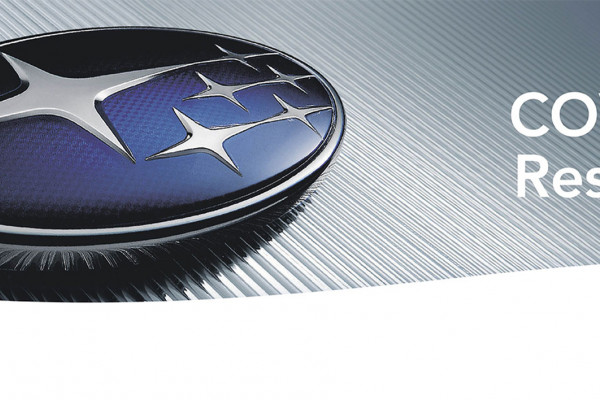 Subaru Darwin has touchless vehicle delivery and pick up