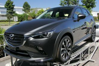 Mazda CX-3 sTouring SKYACTIV-Drive FWD DK2W7A