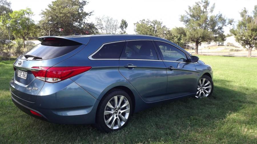 2013 Hyundai I40 VF2 Premium Wagon Image 11