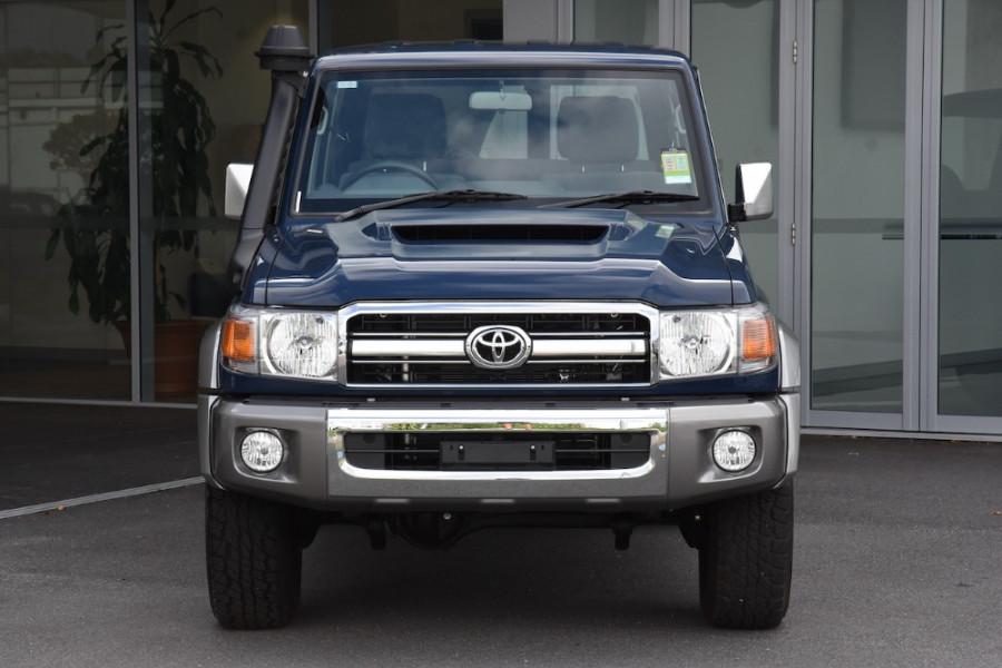 2019 Toyota Landcruiser VDJ76R GXL Suv