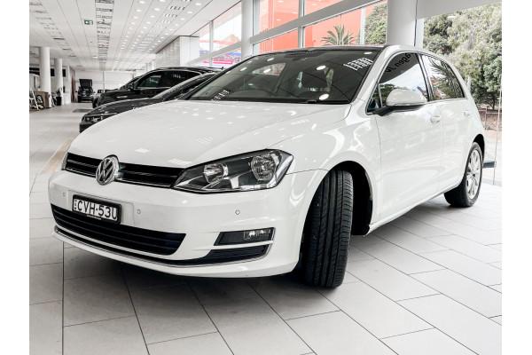 2014 Volkswagen Golf Hatch Image 2