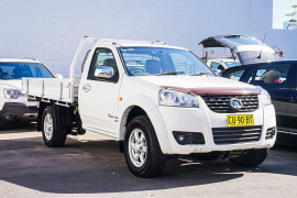 2014 Great Wall V200 K2 MY14 Cab chassis