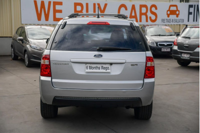 2008 Ford Territory SY SR Wagon Image 5