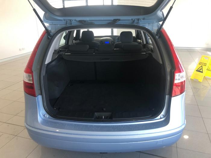 2012 MY11 Hyundai I30 FD MY11 SX Wagon Image 9