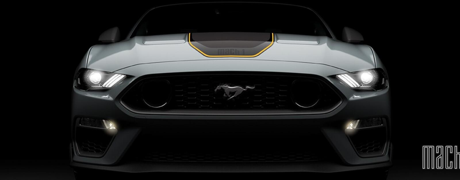 Mustang Mach 1