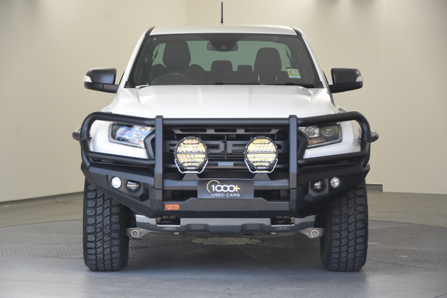 2019 MY19.75 Ford Ranger Raptor PX MkIII Double Cab Pick Up Dual cab