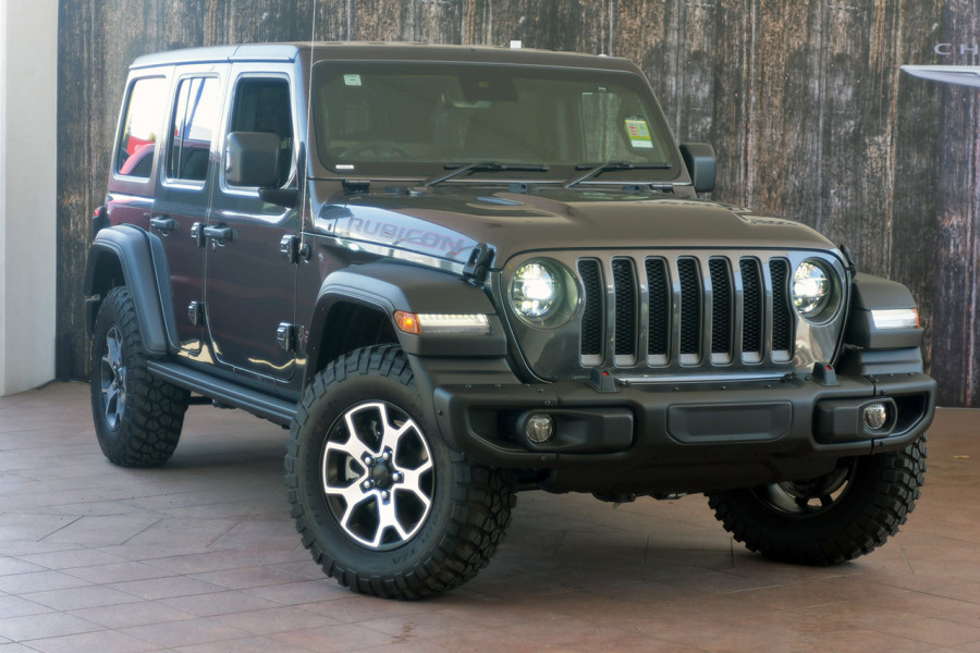 2019 Chrysler Wrangler Wagon