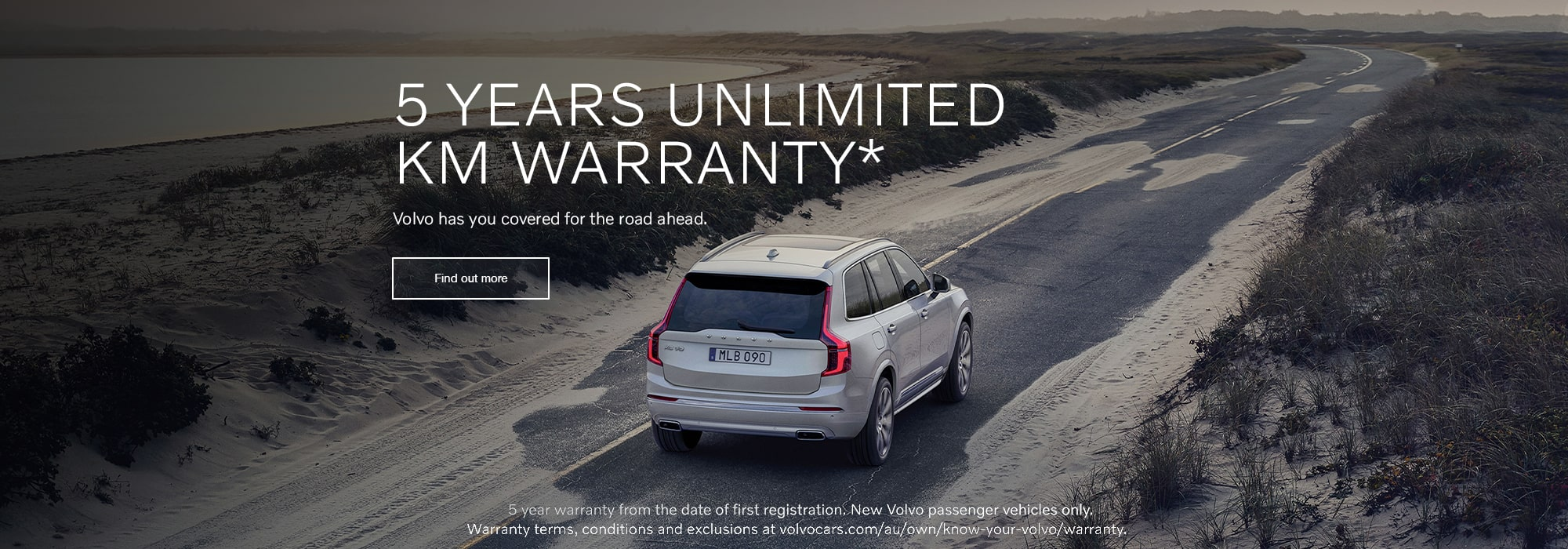 Volvo has you covered for the road ahead.