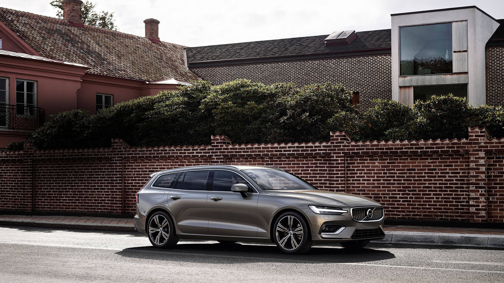 The All-New Volvo V60 Image