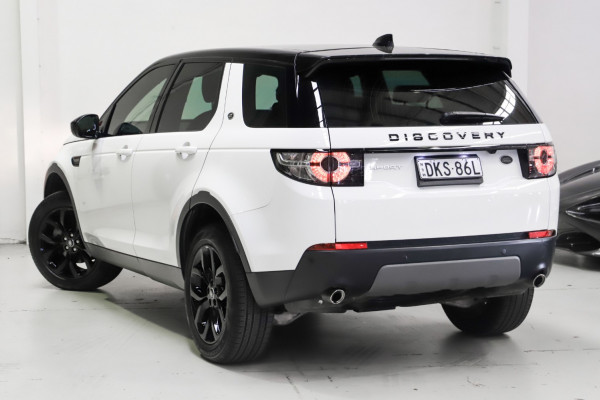 2016 MY16.5 Land Rover Discovery Sport L550  TD4 HSE Suv