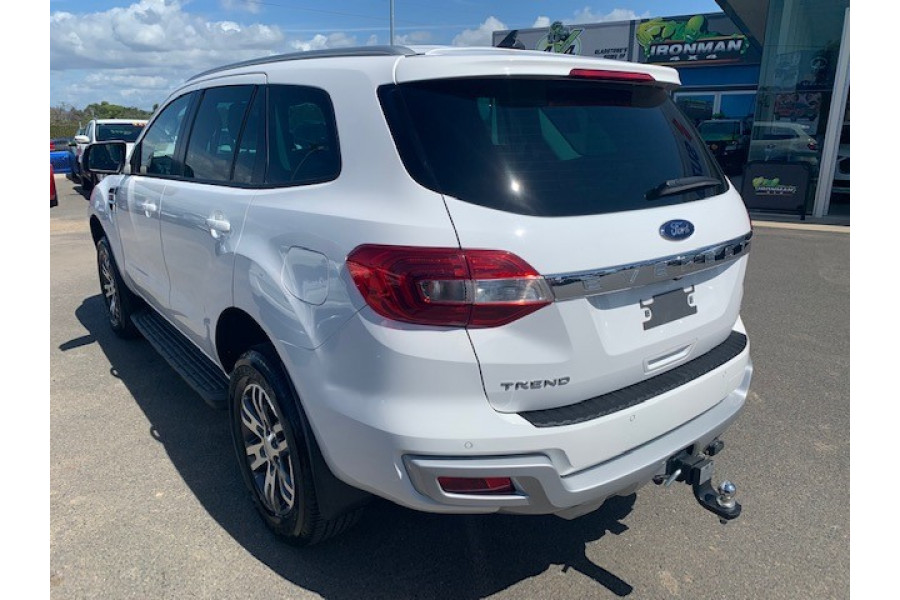 2020 MY20.75 Ford Everest UA II 2020.75MY TREND Suv