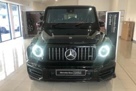 2018 MY09 Mercedes-Benz G-class W463 809MY G63 AMG Suv