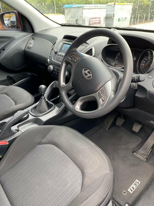 2014 Hyundai ix35 LM Series II Active (FWD) Wagon