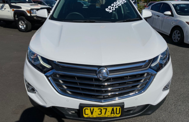 2018 Holden Equinox EQ LTZ Awd wagon