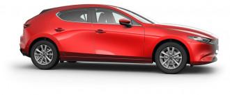 2021 Mazda 3 BP G20 Pure Hatchback image 9