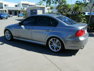 2010 BMW 3 Series E90 MY10 320i Steptronic Executive Sedan image 5