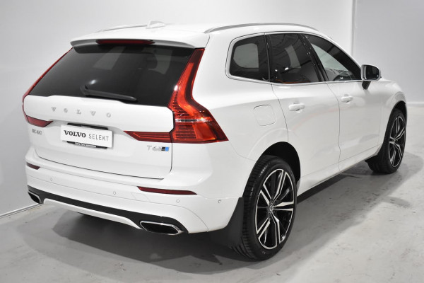 2018 Volvo XC60 (No Series) MY19 T6 R-Design Suv Image 4
