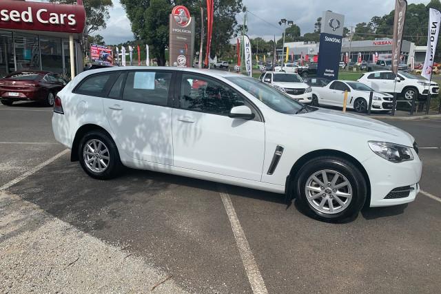2015 Holden Commodore Evoke