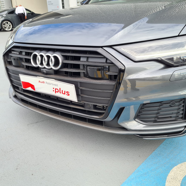 2020 Audi A6 4A MY20 45 TFSI Sedan