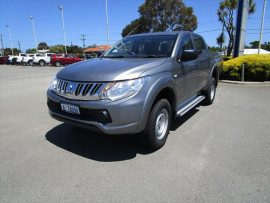 Mitsubishi Triton GLX Double Cab Pick Up 2WD MQ