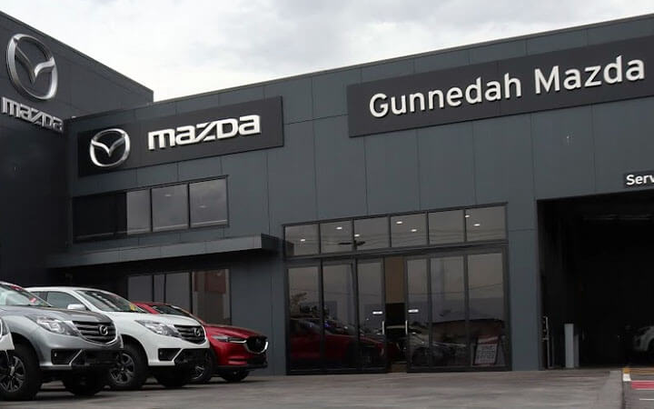 Gunnedah Mazda location photo