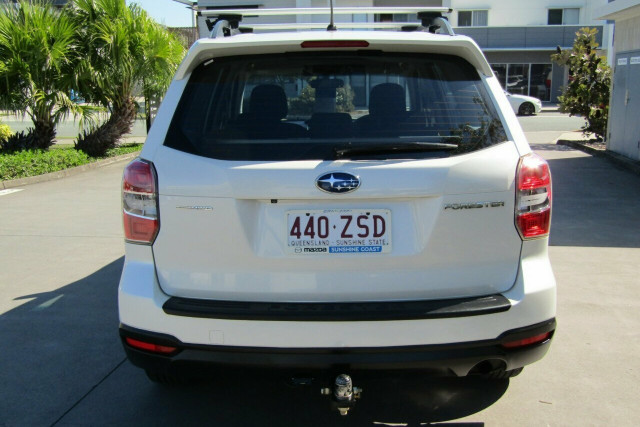 2013 MY14 Subaru Forester S4 MY14 2.5i Lineartronic AWD Suv Image 5