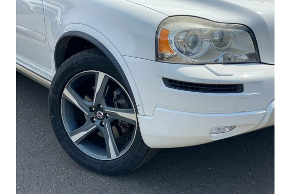 2014 Volvo XC90 P28 MY14 D5 Geartronic R-Design Suv Image 2