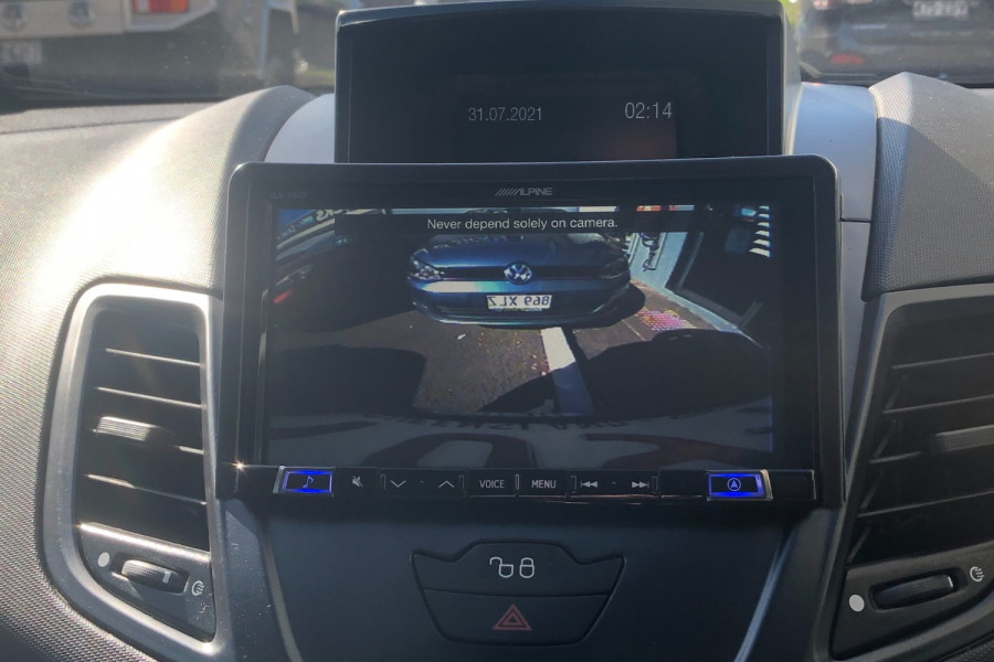 2014 Ford Fiesta WZ Sport Hatchback Image 18
