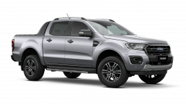 2020 MY20.25 Ford Ranger PX MkIII Wildtrak Utility Image 2