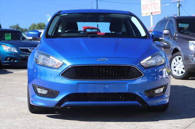 2016 Ford Focus LZ Sport Hatchback Image 9