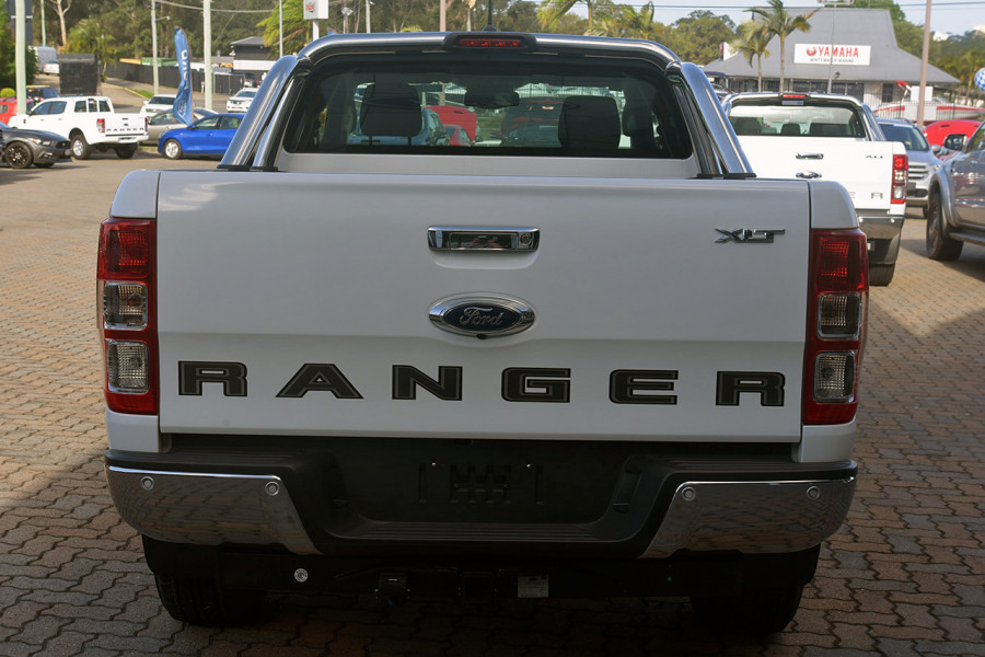 2018 MY19 Ford Ranger PX MkIII 4x4 XLT Super Cab Pick-up Utility