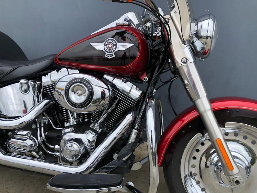 2012 Harley Davidson Fatboy FLSTE1 Motorcycle Image 23
