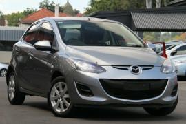 Mazda 2 Maxx DE Series 2