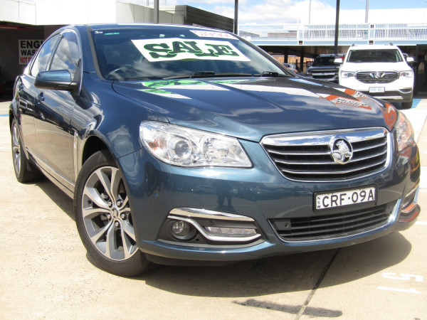 2013 MY14 Holden Calais VF  Sedan