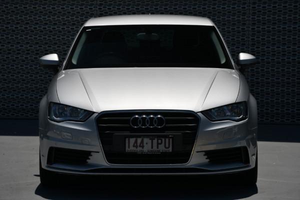 2013 MY14 Audi A3 8V MY14 Attraction Sedan Image 2