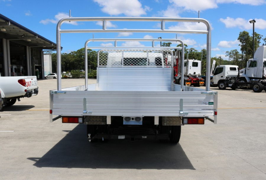 2018 Fuso Canter TRAY BACK 515 WIDE CAB Tray