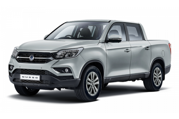 2020 MY20.5 SsangYong Musso Q201 ELX XLV Ute