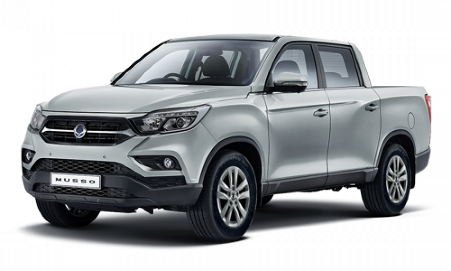 2020 MY20.5 SsangYong Musso Q201 ELX XLV Ute Image 1