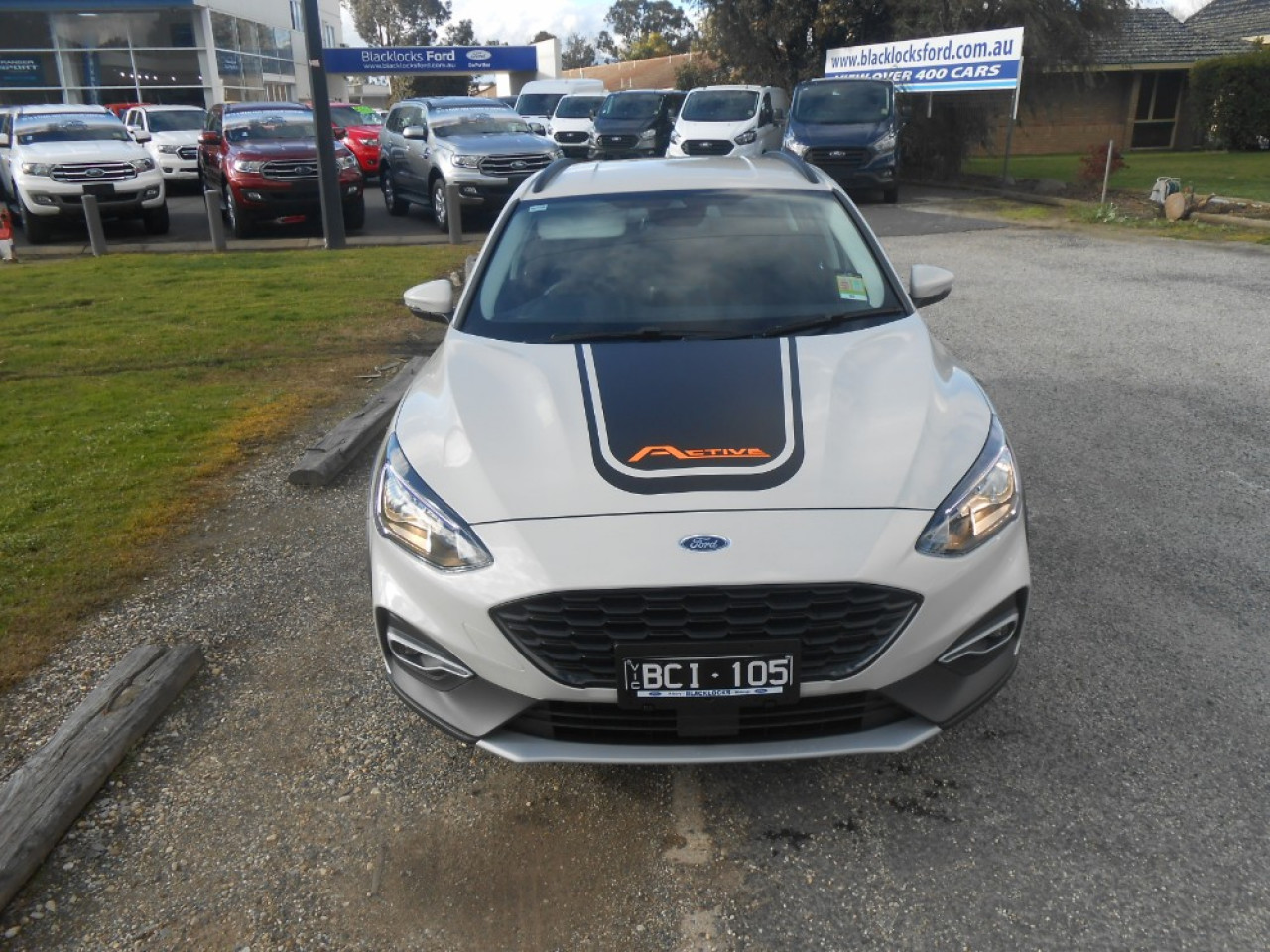 2018 MY19.25 Ford Focus SA Active Hatchback