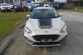 2018 MY19.25 Ford Focus SA Active Hatchback Image 2